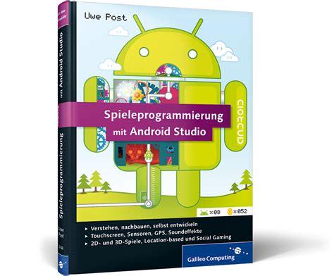 android studio bundle tutorial pdf spieleprogrammierung mit android studio programmierung