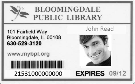 I Got My Library Card Template by Library Card Library Card Design Contest Award Ceremony