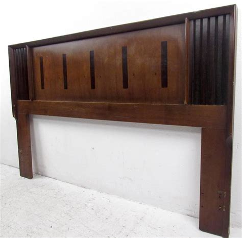 Style Headboards Sale by Mid Century Style Headboard For Sale At 1stdibs