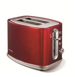 Manual Sandwich Toaster Elipta Red 2 Slice Toaster Sandwich Toasters Amp Toasters