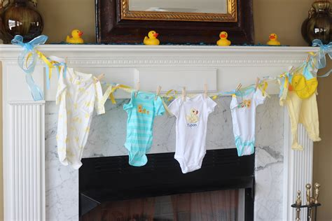 Yellow Duck Baby Shower Decorations by Baby Shower Duck On Duck Baby Showers Ducky