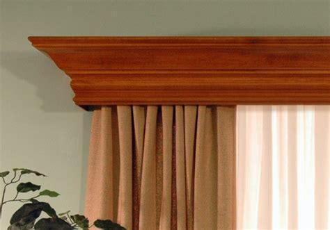 Custom Wood Cornice Boards Ashland Custom Wood Cornice