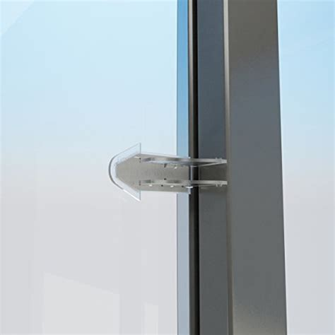 3m Glass Door by Safetynex Child Safety Sliding Door Lock For Closets