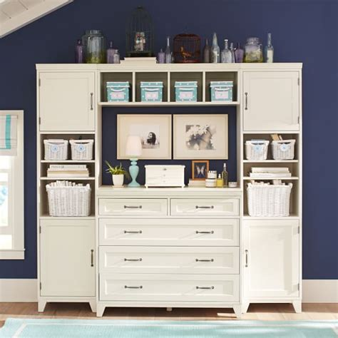 Dresser Set Hton 5 Drawer Dresser Set Pbteen