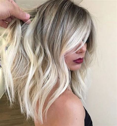are roots with blonde hair in style 121 best images about blonde hair dark roots on pinterest