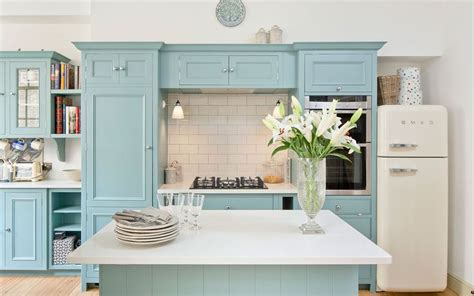 Duck Egg Blue Kitchen Cabinets by Best 25 Duck Egg Blue Kitchen Ideas On Pinterest Duck