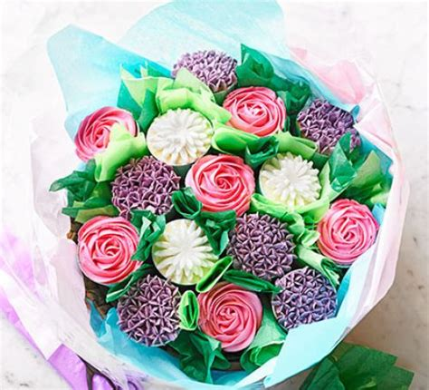 mothers day cupcake recipes bbc good food