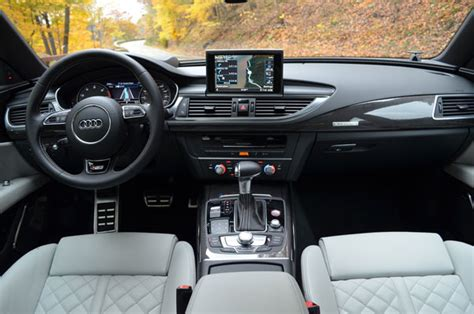 Audi Upholstery by Audi S6 Y S7 2013