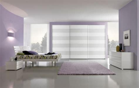 wandgestaltung für schlafzimmer schlafzimmer einrichten lila