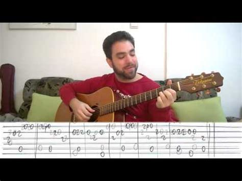tutorial fingerstyle youtube fingerstyle tutorial you are my sunshine oh susanna