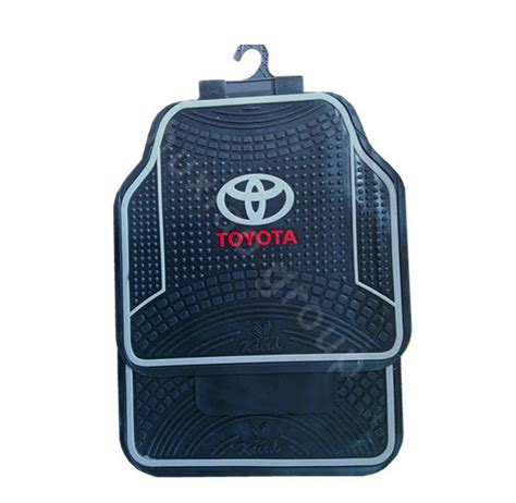 Toyota Truck Floor Mats by Buy Wholesale Toyota Logo Universal Automobile Carpet Car