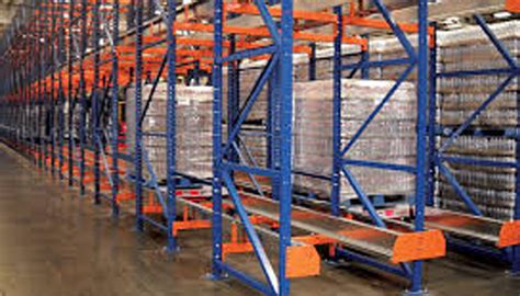 Racking Stress by Pallet Shuttle For Pallet Racking Centrix Distribution