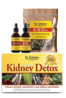 Dr Schultz 5 Day Kidney Detox by 5 Day K B Detox Program