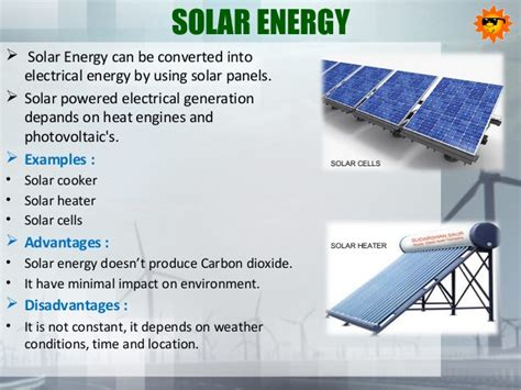 define solar array energy conservation ppt