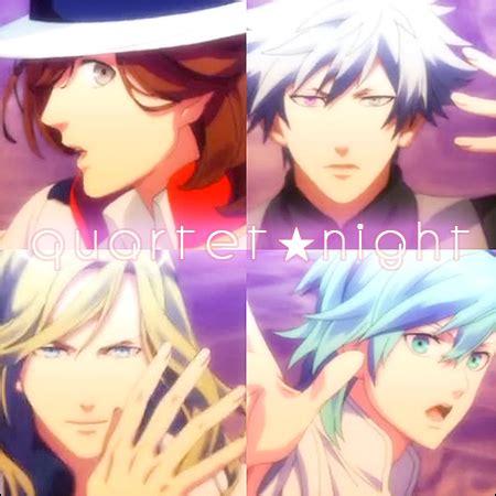 uta no prince sama quartet night poison kiss english lyrics utapri 蜜月 loop