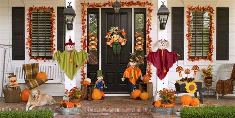 thanksgiving outdoor decorations party city