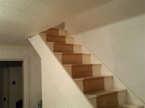 stairs without banister fit new staircase banister balustrade spindles carpentry