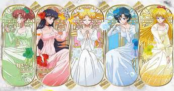 Sailor Moon & Sailor Moon Crystal Official Merchandise