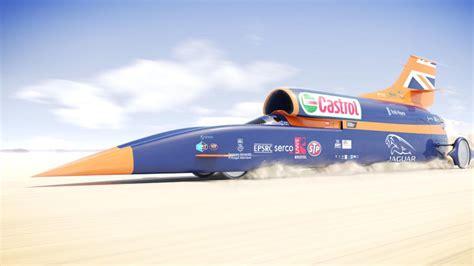 Das Schnellste Auto Der Welt by Bloodhound Ssc 1600 Km H Das Schnellste Auto Der Welt Welt