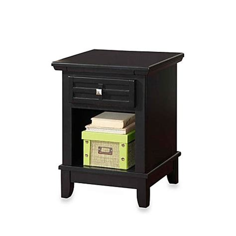 bed bath and beyond nightstand home styles arts crafts nightstand bed bath beyond