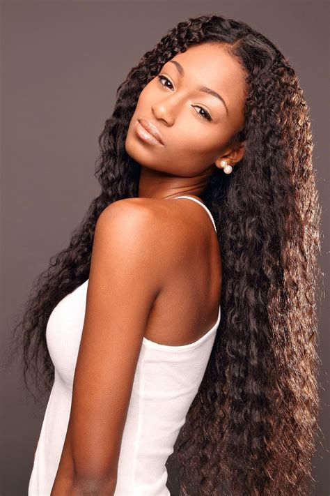 Beautiful African American Weaves Hairstyles Contemporary