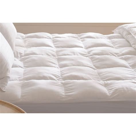 bed pillow beyond down side sleeper synthetic down bed pillow