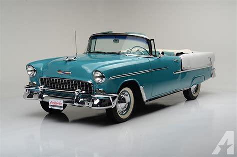 1955 Chevrolet Bel Air Convertible   1955 Chevrolet Bel