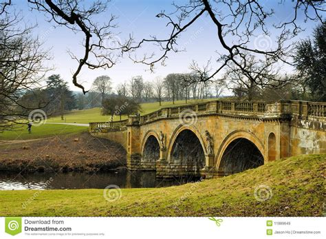 Chatsworth Farm And Garden by Chatsworth House Garden Estate Royalty Free Stock Images