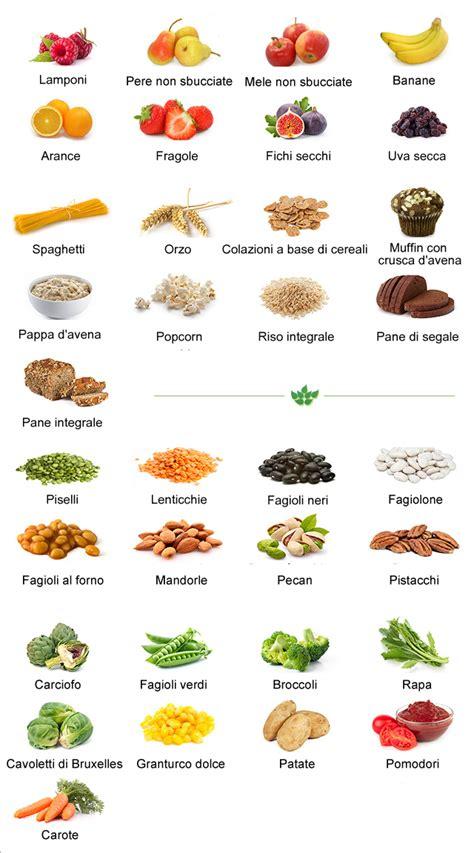 alimentazione con fibre i cibi pi 249 ricchi di fibre quali ne conoscete