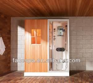 sauna dusche kombination nass trocken df sauna und dfbad dusche kombination