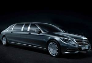 Mercedes S600 Pullman 2016 Mercedes S600 Pullman Maybach Review