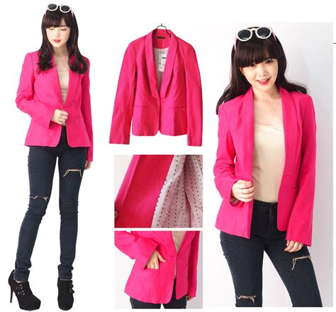 Blouse Wanita Set Iner Cardi Kelelawar buy new model blazer comfy material womens blazer baju kerja baju wanita pakaian wanita