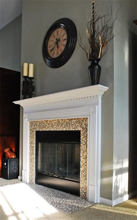 Diy Fireplace by Remodelaholic 25 Best Diy Fireplace Makeovers