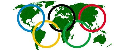 Seit Wann Hei 223 En Die Olympischen Spiele Olympiade Gfds