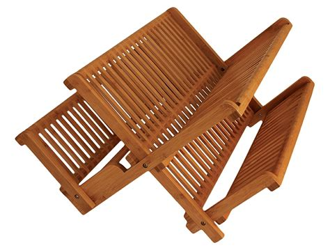 Dish Drying Racks by Bamboo Dish Rack Folding Kitchen Holder New Drying Storage