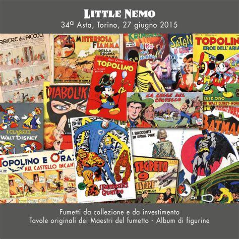 tavole originali fumetti nemo 34th auction 27 giugno 2015 fumetti da