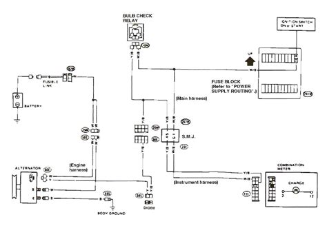 cigarret lighter 1991 nissan wiring diagram wiring