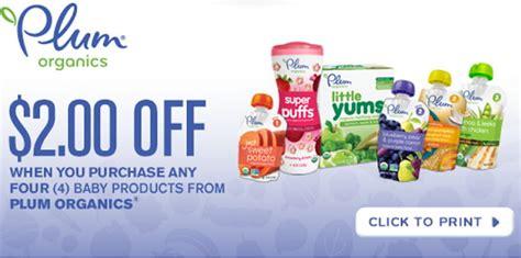 printable baby food coupons expired new plum organics baby food coupon
