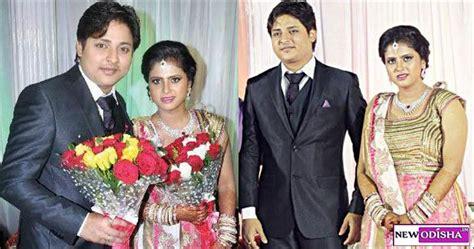 odia heroine jina marriage photo babushan marriage photo photos files and info