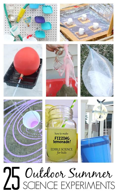 backyard science experiments backyard science crafts for elementary