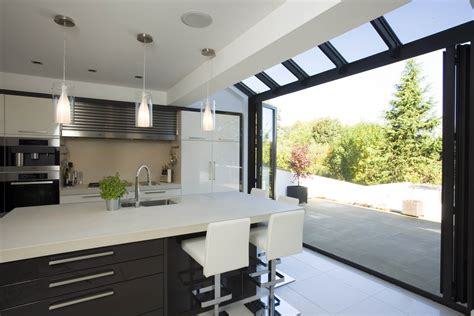 bifold kitchen doors fantastic of folding sliding doors apropos