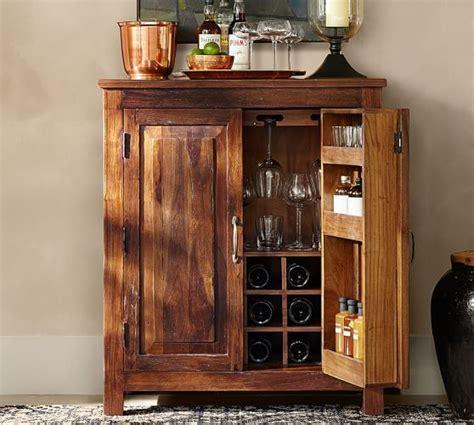 pottery barn liquor cabinet bowry bar cabinet pottery barn dining room makeover