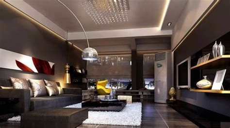 living room living room decorating ideas with dark brown 10 stylish dark living room interior design ideas https