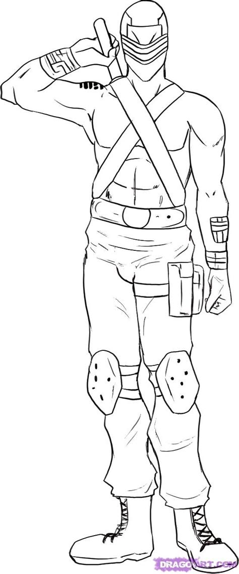 snake eyes coloring pages how to draw snake eyes step by step characters pop