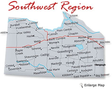 south west canada map travel and explore saskatchewan map of saskatchewan