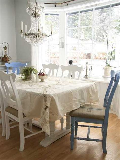25 Charming Shabby Chic Decoraitng Ideas Blending Light Cottage Chic Decor