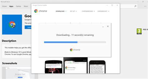 chrome installer microsoft removes google s chrome installer from the