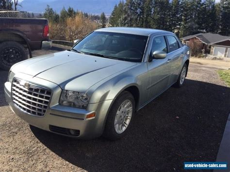 Chrysler For Sale by 2005 Chrysler 300 Series For Sale In Canada