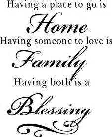 family wall quotes and sayings quotesgram