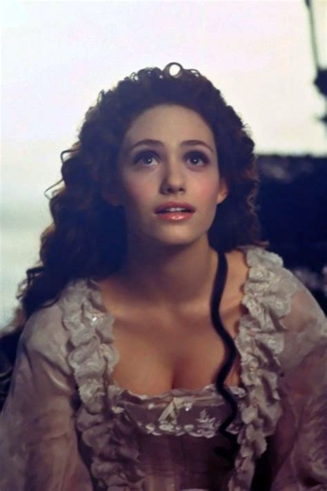 hair for the opera emmy rossum as christine daae the phantom of the opera
